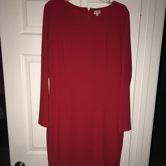 Daniel Cremieux Dresses & Skirts - Ladies Red Fitted Dress